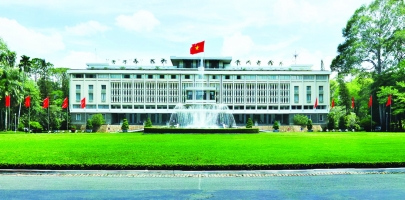 Công trình kiến trúc nổi tiếng ở thành phố Hồ Chí Minh