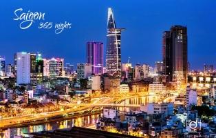 Công trình kiến trúc Pháp ấn tượng tại Sài Gòn