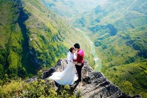 địa diểm chụp ảnh cưới đẹp và lãng mạn nhất tại Sapa