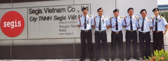 Công ty bảo vệ chuyên nghiệp, uy tín nhất Đồng Nai