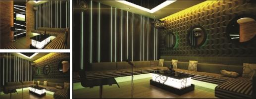 Công ty cung cấp đồ nội thất nhà hàng, bar, karaoke, shop ở Hà Nội