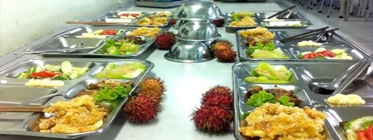 Công ty cung cấp suất ăn công nghiệp uy tín nhất ở Bắc Ninh