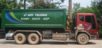 Công ty cung cấp xe chở rác, xe ép rác uy tín nhất Việt Nam