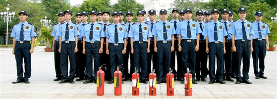 Công ty dịch vụ bảo vệ tốt nhất Hà Nội