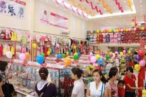 Công ty đồ chơi trẻ em nổi tiếng nhất tại TPHCM