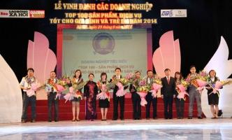 Công ty gia đình nổi tiếng tại Việt Nam