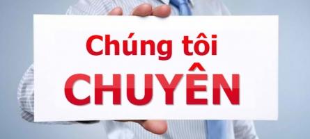 Dịch vụ sửa chữa máy tính tốt nhất tại Hà Nội