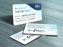 Công ty in thẻ nhựa giá rẻ và uy tín nhất ở Hà Nội