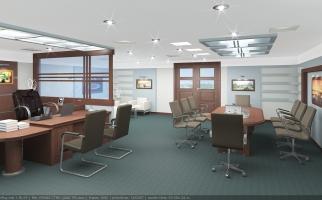 Công ty nội thất văn phòng uy tín nhất TP. HCM