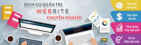 Công ty quản trị web uy tín và chuyên nghiệp nhất