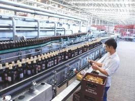 Công ty sản xuất bia lớn tại Hà Nội