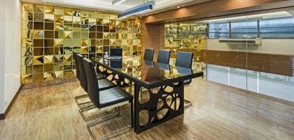 Công ty thiết kế nội thất văn phòng làm việc chuyên nghiệp