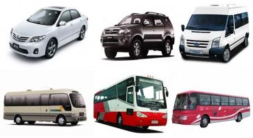 Dịch vụ thuê xe du lịch uy tín nhất tại Hà Nội