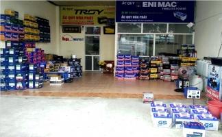 Địa chỉ cung cấp bình ắc quy uy tín chất lượng tại TPHCM