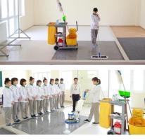 Công ty vệ sinh công nghiệp giá rẻ và uy tín tại Hà Nội