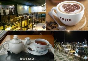 Quán cà phê có không gian đẹp tại Phan Thiết