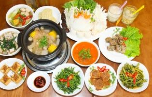 Quán ăn chay ngon nhất Sài Gòn