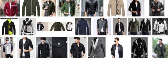Cửa hàng bán áo khoác nam đẹp ở khu vực TPHCM