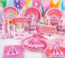 Cửa hàng bán đồ trang trí sinh nhật đẹp và rẻ nhất tại Hà Nội
