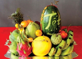 Cửa hàng bán trái cây sạch an toàn nhất cho ngày Tết tại TPHCM