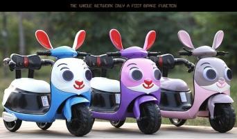 Cửa hàng bán xe máy điện trẻ em uy tín nhất ở TPHCM