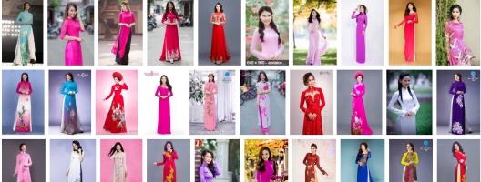 Top 10 Cửa hàng cho thuê áo dài đẹp và rẻ nhất tại TPHCM