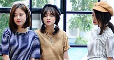 Cửa hàng phong cách thời trang Hàn Quốc giá rẻ