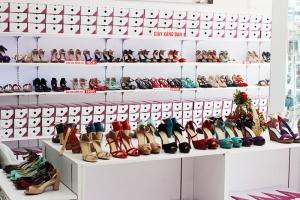 Cửa hàng giày dép nữ đẹp nhất ở Đà Nẵng