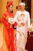 Cửa hàng may đo áo dài cưới đẹp nhất ở TPHCM