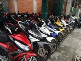 Cửa hàng mua bán xe máy cũ uy tín nhất Hà Nội