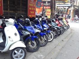 Cửa hàng mua bán xe máy cũ uy tín nhất ở Đà Nẵng