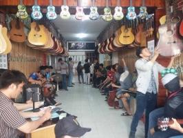 Cửa hàng nhạc cụ chất lượng tại Hải Phòng
