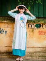 Shop bán áo dài trẻ em đẹp nhất tại TP. HCM