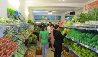 địa điểm bán rau sạch chất lượng nhất Hà Nội