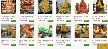 Cửa hàng bán vật phẩm phong thủy tốt nhất Đà Nẵng