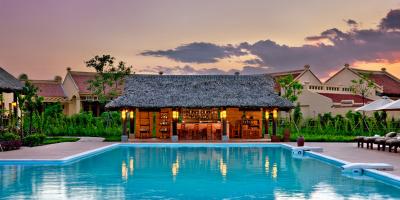 Resort sang chảnh, đẹp nhất tại Ninh Bình