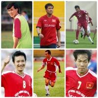 Top 6 Cựu danh thủ xuất sắc nhất của bóng đá Việt Nam