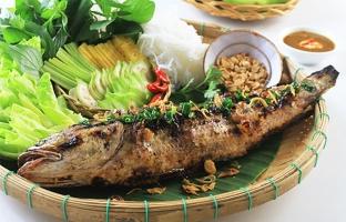 đặc sản món ngon miền Tây Nam Bộ mùa nước nổi