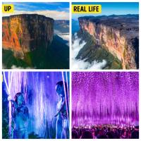 """Top 15 Địa điểm ngoài đời thực """"ảo"""" giống hệt cảnh trong phim"""