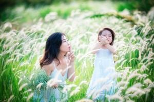 Studio chụp hình cho mẹ và bé đẹp nhất TP. Hồ Chí Minh