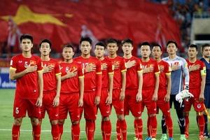 Cầu thủ Việt Nam tham gia AFF Suzuki cup 2016