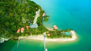 Hòn đảo đẹp nhất ở Quảng Ninh