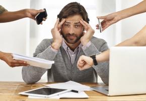 Dấu hiệu stress của bạn vượt ngoài tầm kiểm soát