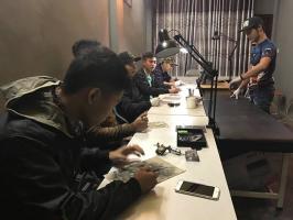 Địa chỉ dạy xăm nghệ thuật uy tín và chất lượng nhất Hà Nội
