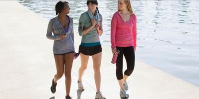 Bí quyết đi bộ để giảm cân nhanh