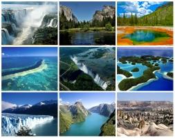 Di sản thiên nhiên ấn tượng nhất thế giới
