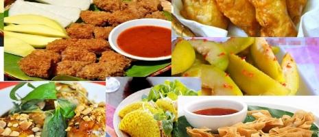 địa chỉ ăn vặt ngon và rẻ nhất tại Biên Hòa