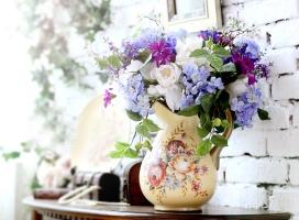địa chỉ bán hoa giả đẹp nhất tại Hà Nội