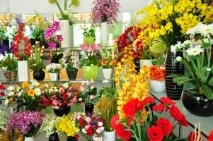 địa chỉ bán hoa giả đẹp nhất tại Hải Phòng