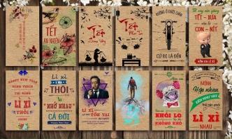 Địa Chỉ Bán Bao Lì Xì Tết 2019 - Sỉ - Lẻ, Giá Rẻ Đẹp - Độc - Lạ Nhất Tại Hà Nội